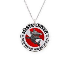 Master Diver (Hammerhead) Necklace