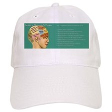 Inside a Therapist's Mind Mug design Baseball Cap