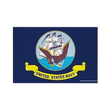 Navy Flag Magnets