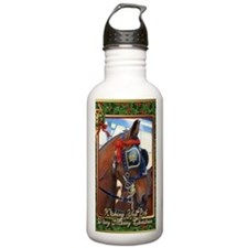 Cleveland Bay Horse Ch Water Bottle