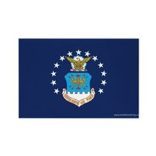 Air Force Flag Magnets