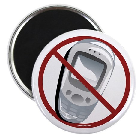Anti-Cellphone Magnet