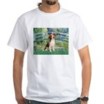 Bridge & Beagle White T-Shirt