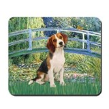 Bridge &amp; Beagle Mousepad