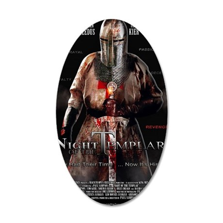 11x17 NO Battle with Tag wit 35x21 Oval Wall Decal