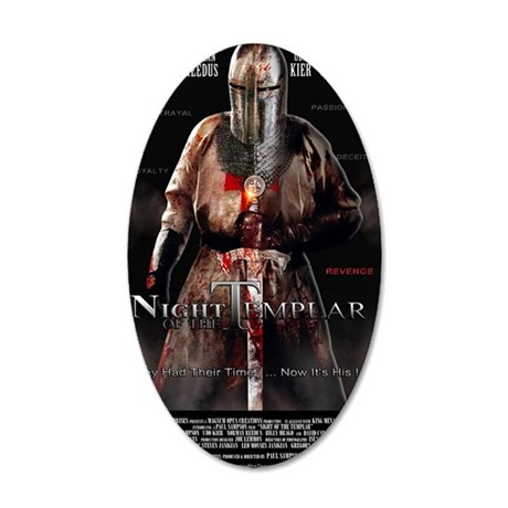 21x35 NO BATTLE Wall Decal 35x21 Oval Wall Decal
