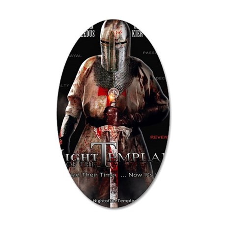 GENERAL POSTER NO BLOCK WEBS 35x21 Oval Wall Decal