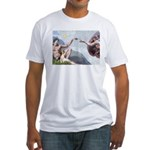 Creation of the Beagle Fitted T-Shirt