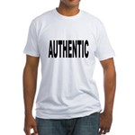 Authentic Fitted T-Shirt