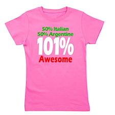Italian - Argentine Girl's Tee