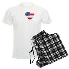 i love boston(blk) B Pajamas