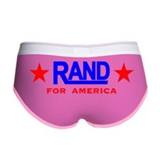 Rand Paul For America Women's Boy Brief
