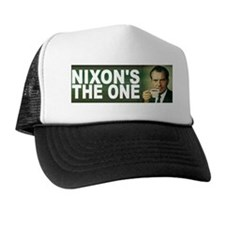 Nixons the One Trucker Hat
