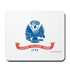 Army Flag Mousepad