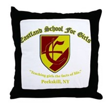 Eastland School Throw Pillow