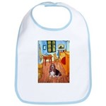 Room with a Basset Bib