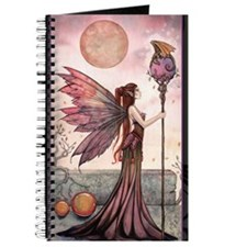 The Golden Dragon Fairy Fantasy Art Journal
