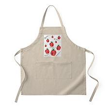 Strawberry Delight BBQ Apron