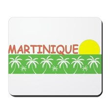 Martinique Mousepad