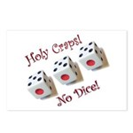 Holy Craps! Postcards (Package of 8)
