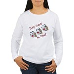 Holy Craps! Women's Long Sleeve T-Shirt