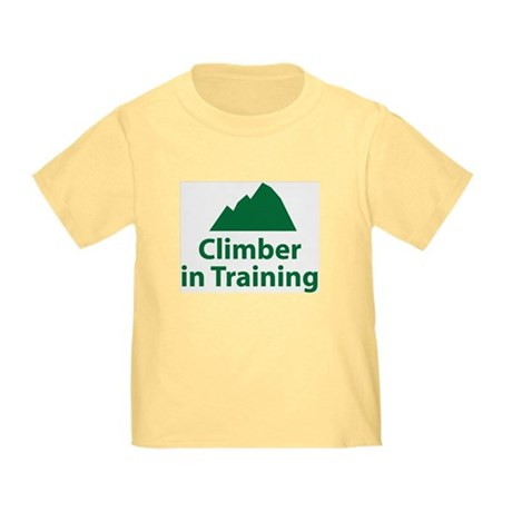 Climber in Training Infant T-Shirt