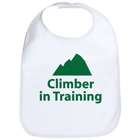 Climber in Training Bib