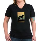 Saluki Dog Desert Shirt