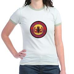 Portland Police EOD Jr. Ringer T-Shirt