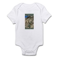 Kings Canyon National Park (V Infant Bodysuit