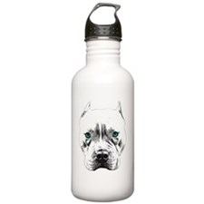 Pit Bull Wings Water Bottle