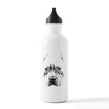 Pit Bull Wings Water Bottle
