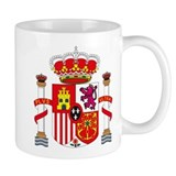 Spainish Coat of Arms Small Mug