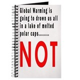 Cute There is no global warming Journal