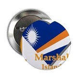 I love Marshall Islands Button
