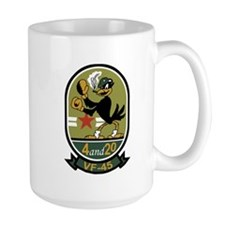 VF-45 Blackbirds Mug