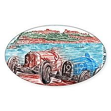 Vintage 1979 Monaco Grand Prix Race Decal