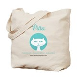 Tote Bag Pitta cat