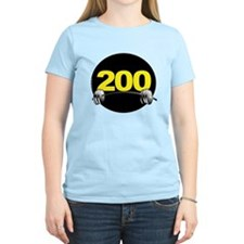 Bench Press 200 lbs T-Shirt