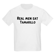 Men eat Tamarillo T-Shirt