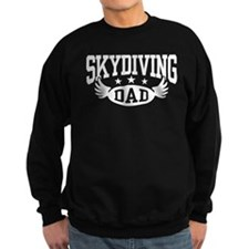 Skydiving Dad Jumper Sweater