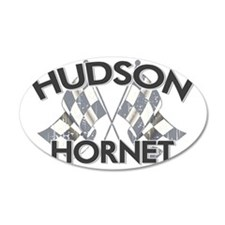 HUDSON HORNET copy Wall Decal