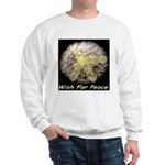 Wish For Peace Dandelion Sweatshirt