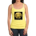 Wish For Peace Dandelion Jr. Spaghetti Tank