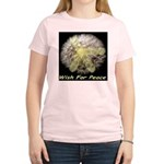 Wish For Peace Dandelion Women's Light T-Shirt