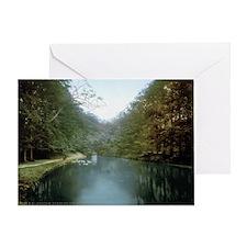 Arnhem_-_Vijver_bij_de_Hemelse_Berg Greeting Card