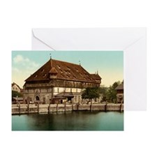 Council_Building,_Konstanz,_Germany, Greeting Card