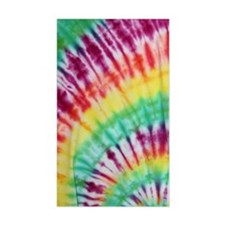 Tie Dye Design  Decal