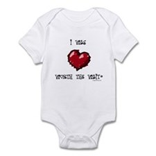Worth the wait adoption / infertility Infant Bodys
