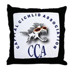 CCA Throw Pillow